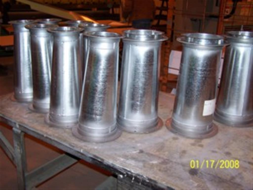 Welded Galvanized