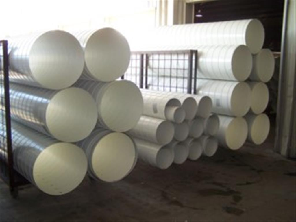 PVC Spiral Ductwork