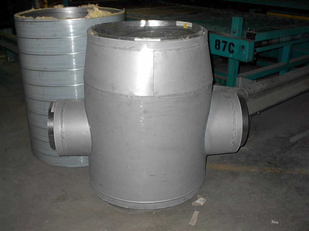 double wall ductwork