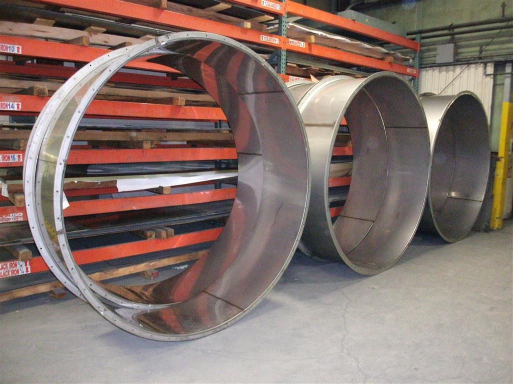 Welded Stainless Steel