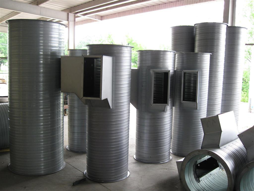 Galvanneal Ductwork